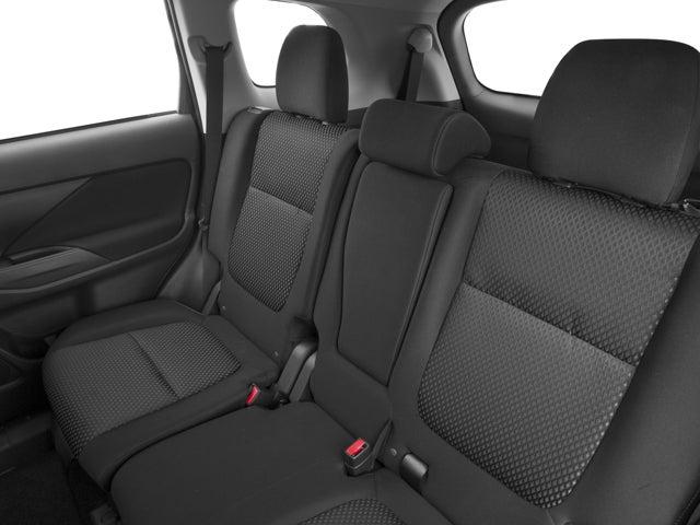 2016 Mitsubishi Outlander ES in Bay City, MI - Thelen Auto Group