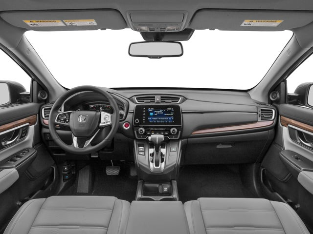 2017 Honda Cr V Touring In Bay City Mi Thelen Auto Group