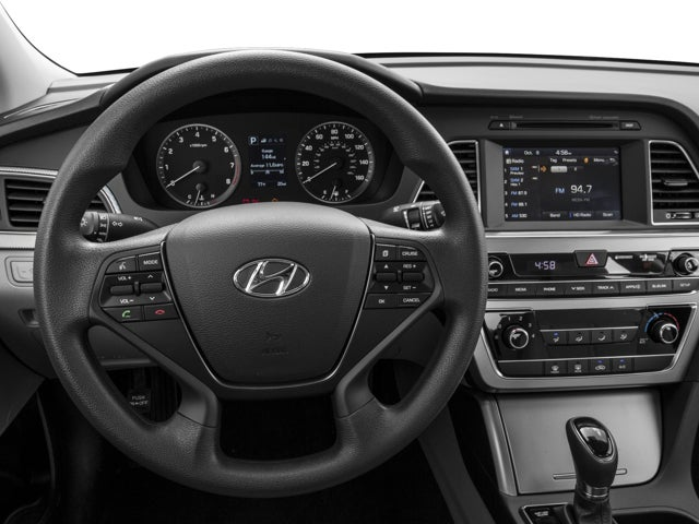 2017 Hyundai Sonata Base In Bay City Mi Thelen Auto Group