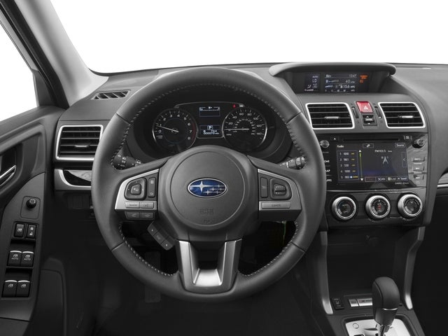 2018 Subaru Forester 2 5i Limited In Bay City Mi Thelen Auto Group