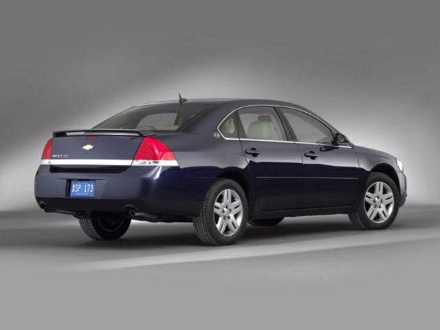 chevy impala 2009 owners manual
