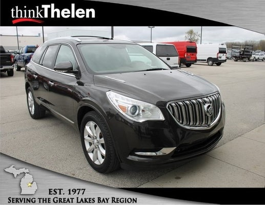 Used Buick Enclave For Sale >> Gently Used Buick Enclave For Sale When You Think Thelen In