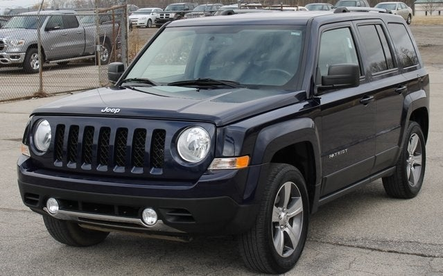 2017 Jeep Patriot High Altitude For Sale Or For Lease In Bay City
