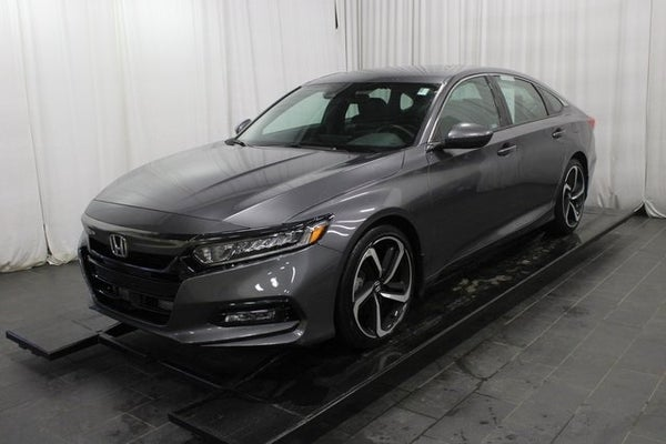 Honda Accord Sport For Sale >> 2019 Honda Accord Sport For Sale Or For Lease In Bay City Michigan